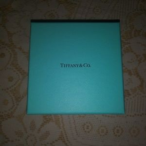 Medium sized tiffany gift box